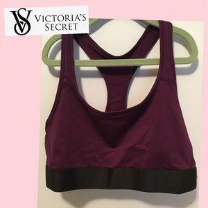 (Victoria's Secret) sz med racerback sports bra